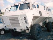 Ingwe Armoured Personnel Carriers