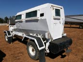 Kudu Armoured Personnel Carriers