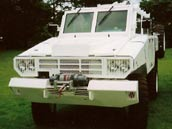 Mamba Armoured Personnel Carriers